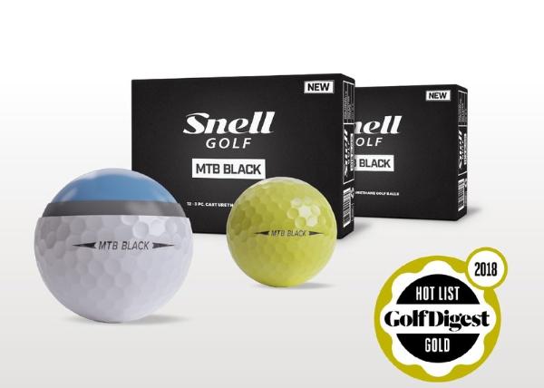 スネルのゴルフボール